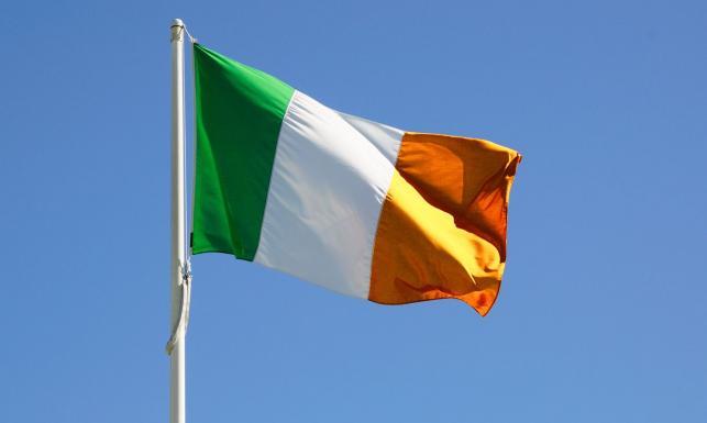 Irlandia Flaga
