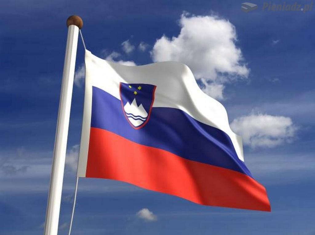 Slowenia Flaga