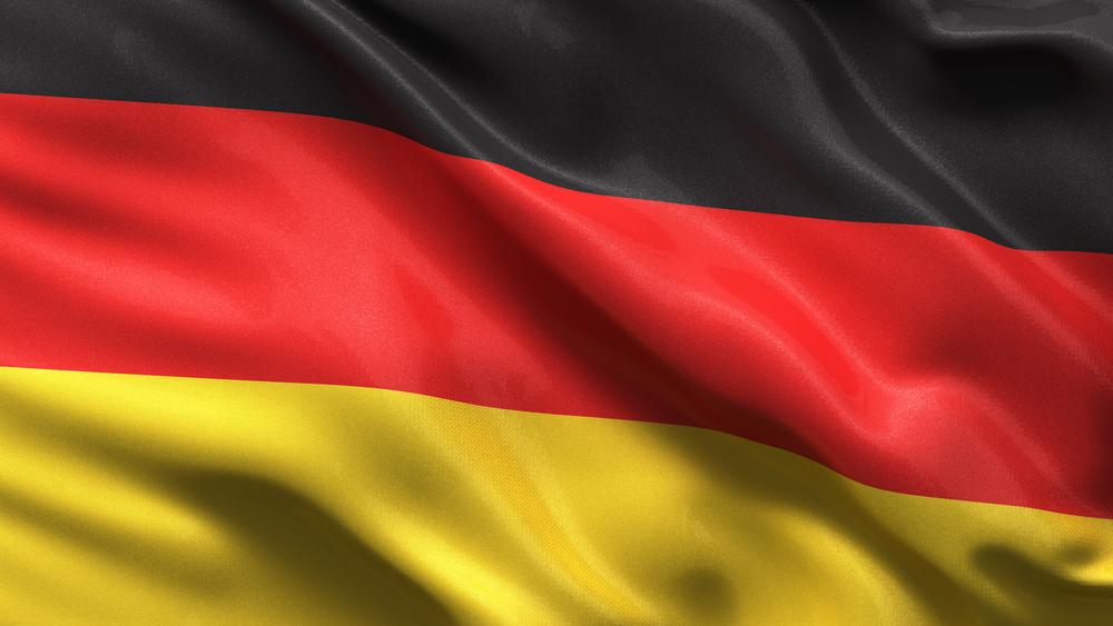 2711 Niemcy Flaga