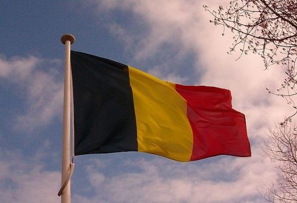 Belgia Flaga Wikimedia