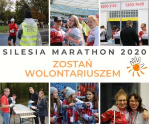 Wolontariat Podczas Silesia Marathon 2020