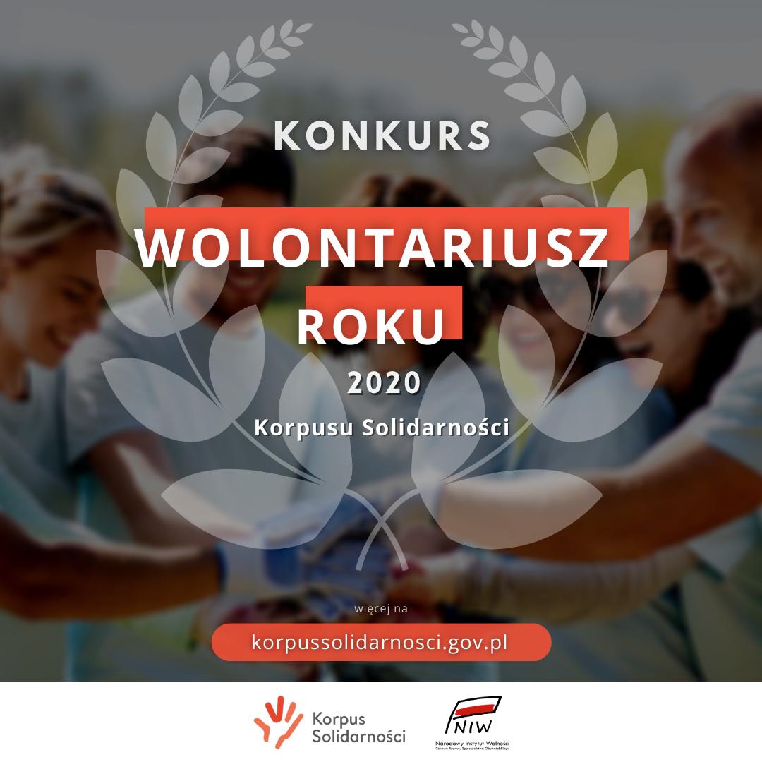 Wolontariusz Roku 1080×1080