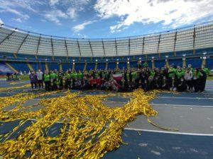 Wolontariusze Drużynowych Mistrzostw Europy – Fotorelacja