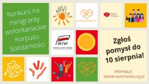 Konkurs Naminigranty Wolontariackie – Nabór Do10 Sierpnia